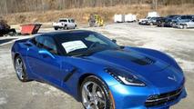 2014 Chevrolet Corvette Premiere Edition