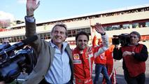 Montezemolo sure Massa will play team role