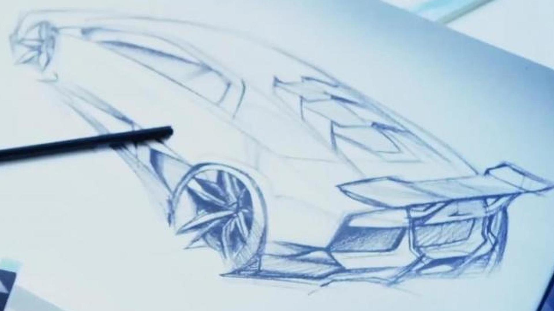 Lamborghini Gallardo successor teased in annoying heist-type clip [video]