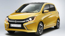 Suzuki Alto successor to receive Celerio name, previewed by A:Wind concept