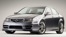 Acura Unveils TSX A-SPEC