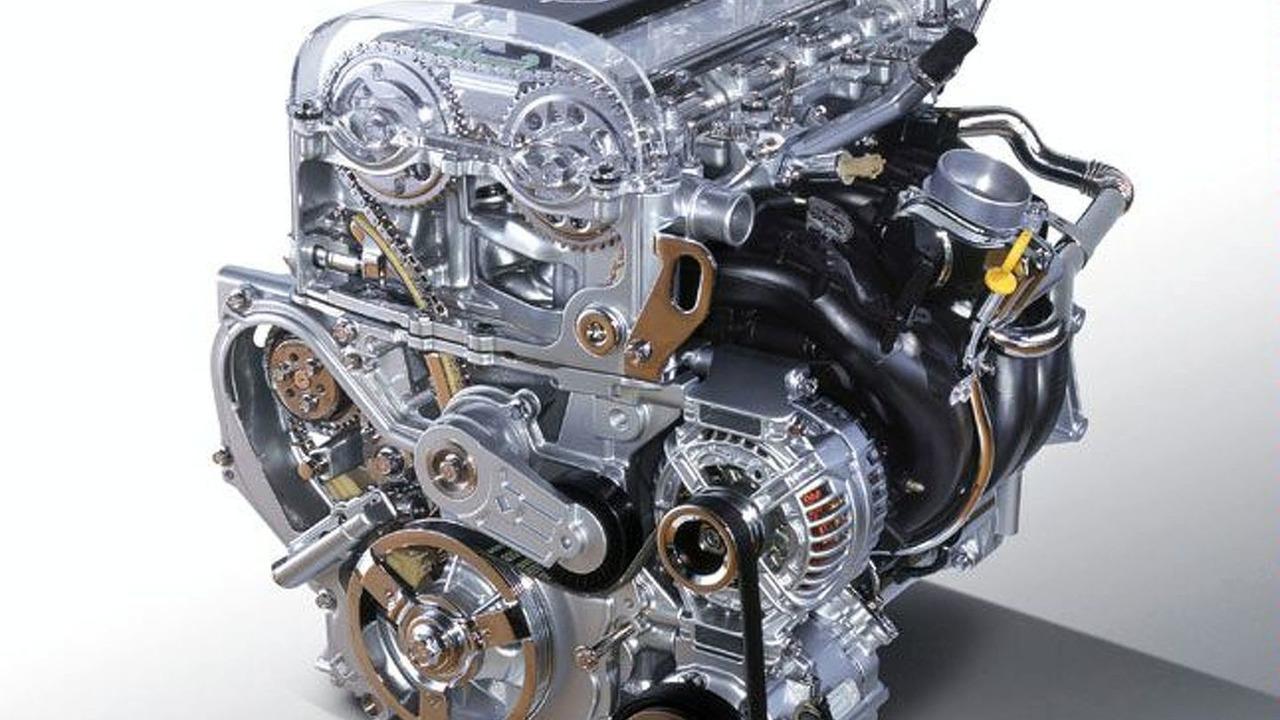 Opel Signum 2.2 DIRECT ECOTEC engine