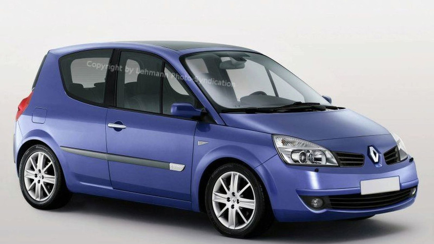 New Renault Twingo II Spy Photos