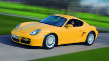 New Porsche Cayman Sports Coupe Base Version