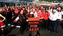 Todt asks for calm after Bianchi crash