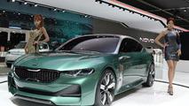 Kia Novo concept at 2015 Seoul Motor Show