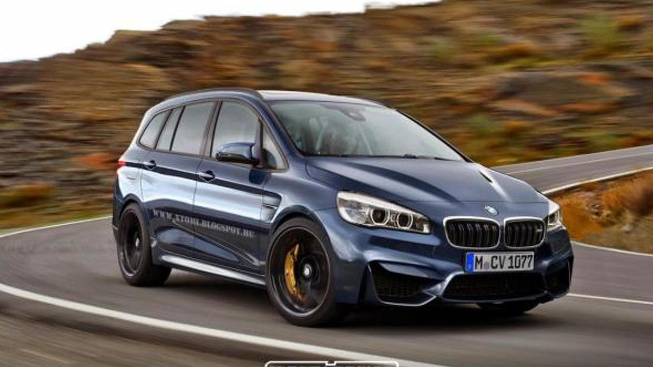 BMW M2 Gran Tourer render