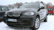 BMW X5 4.iS engine details whispered
