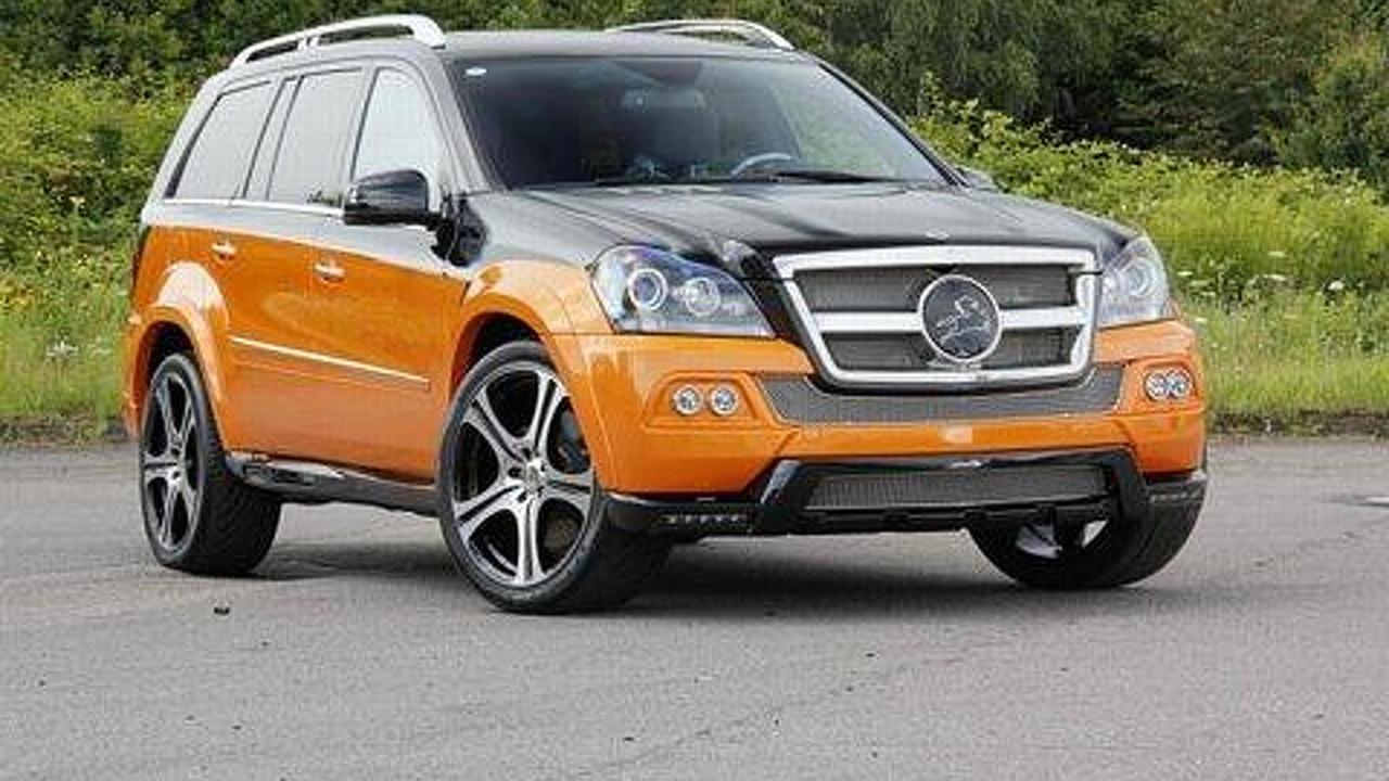 2012 Mercedes CGL 45 Royal Last Edition by Carlsson