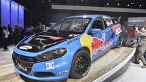 2013 Dodge Dart Rally Car with Travis Pastrana [video]