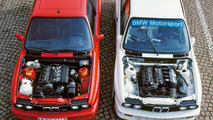 BMW M3 E30 street and race car 1987 17.5.2012