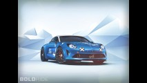 Alpine Celebration 36 Spa-Francorchamps Concept
