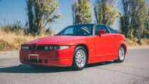 Une très rare Alfa Romeo SZ de 1991 en vente sur eBay !