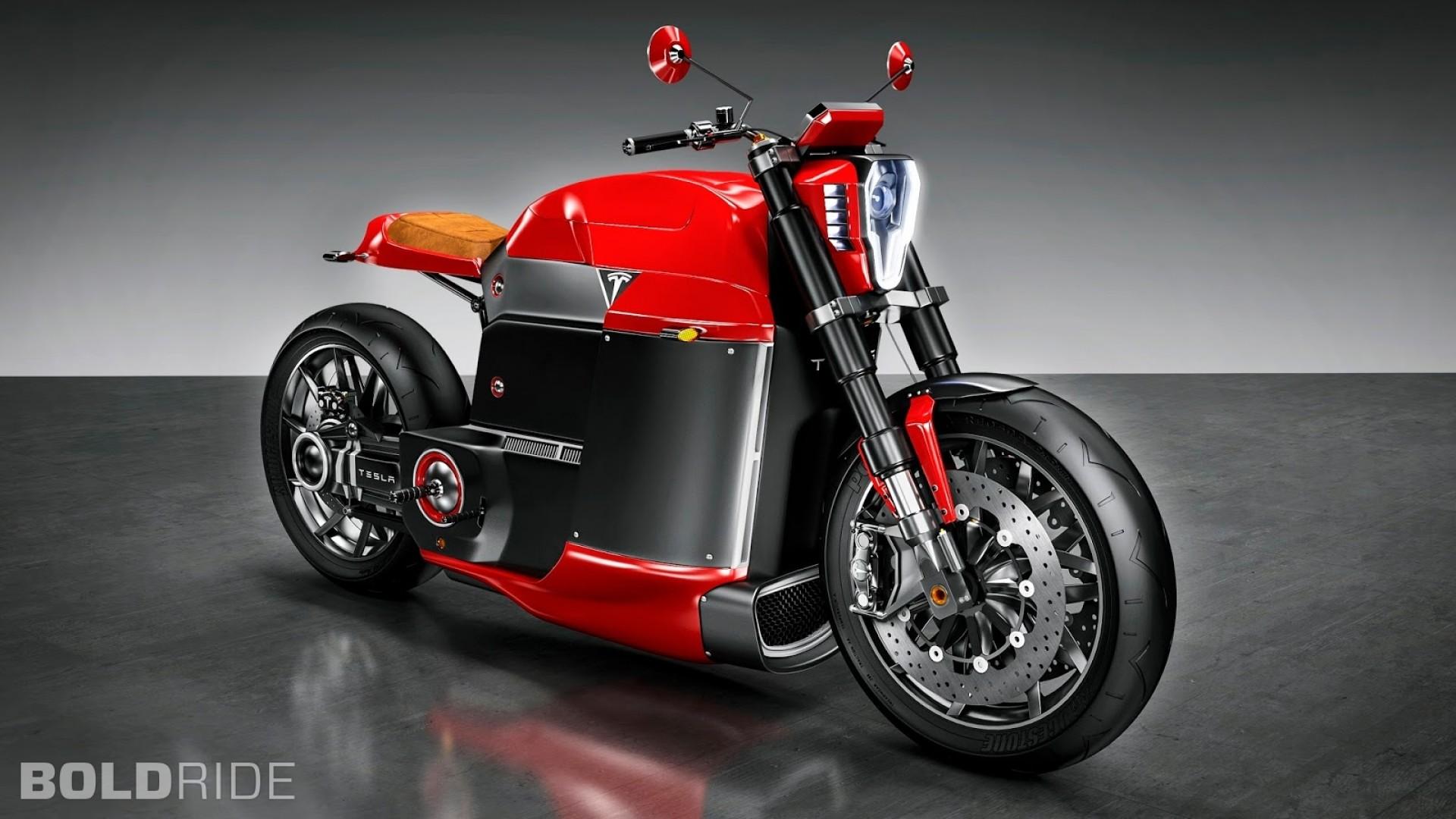 Tesla Model M Concept
