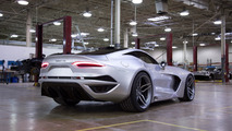 VLF Force 1 is a $268,500 Viper-powered carbon supercar