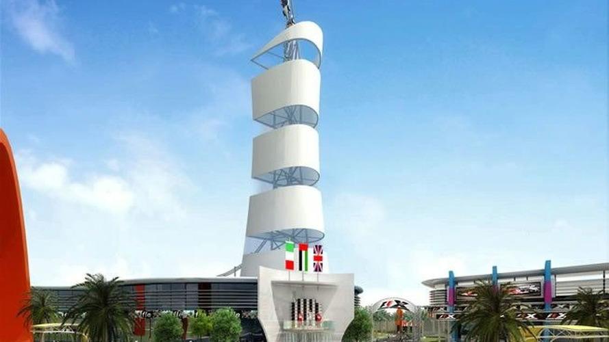 F1-X Theme Park Launch Event in Dubai