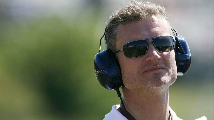 Coulthard has not signed DTM contract - Haug