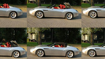 Ferrari 550 GTZ: Zagato and Ferrari's Swansong Collaboration Revealed
