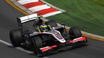 Senna to race fresh Cosworth engine in China