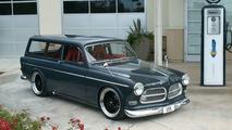 Custom 600 hp Volvo Amazon