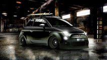 Fiat 500 Alpha Bravo headed to SEMA