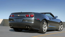 2013 Chevrolet Camaro ZL1 Convertible revealed, Colorado confirmed for U.S. [video added]