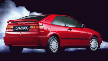 Sports Car Face-Plants: Volkswagen Corrado (1988 to 1995)