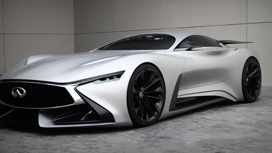 Infiniti Vision GT concept makes the jump from the digital world