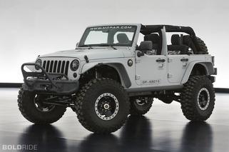 Jeep Unveils Six Moab Easter Safari Concepts