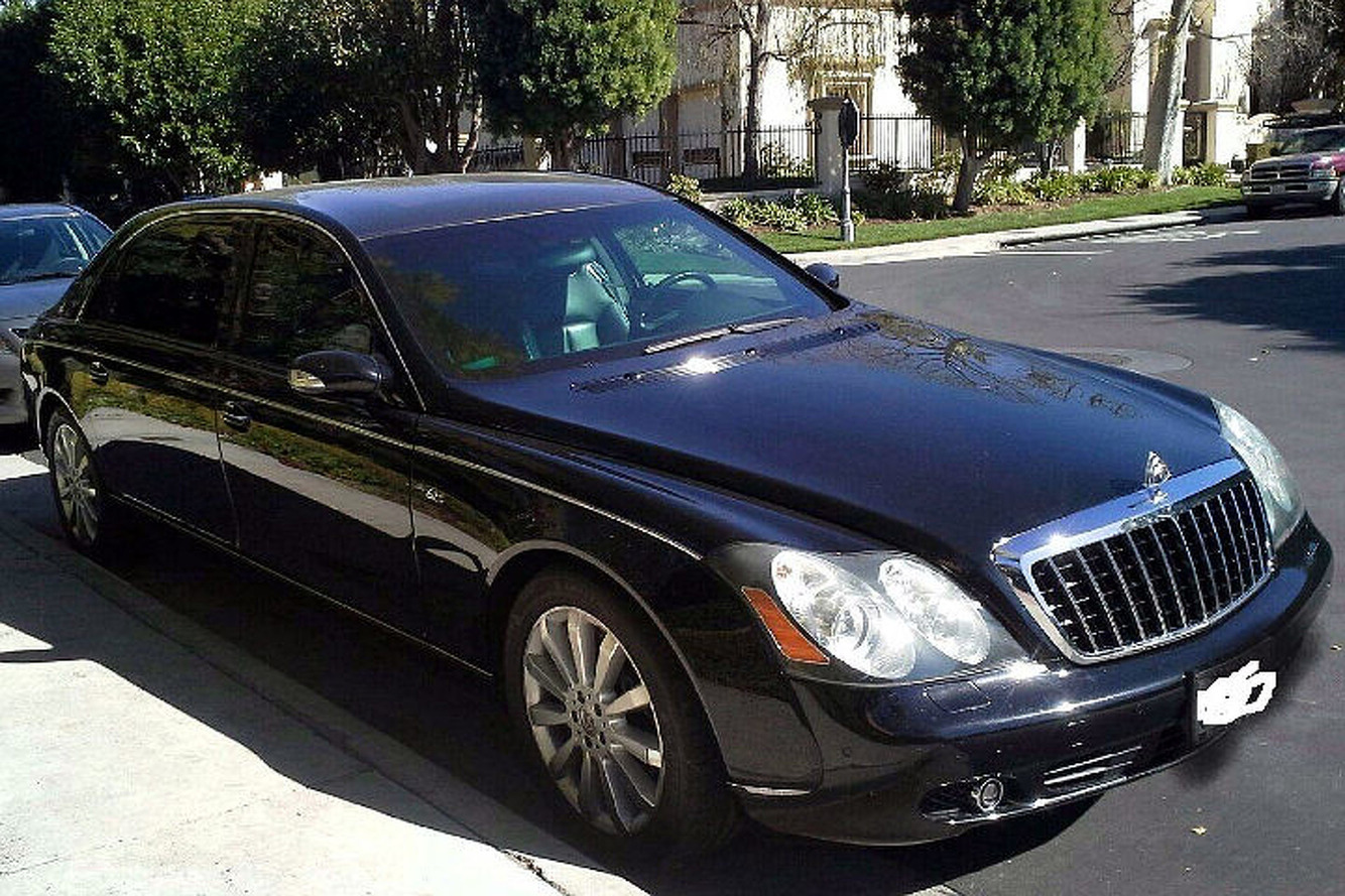 Put the #Winning Bid in for Charlie Sheen's Bulletproof Maybach