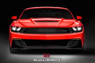 Saleen Samples Its New 2015 Mustang S302