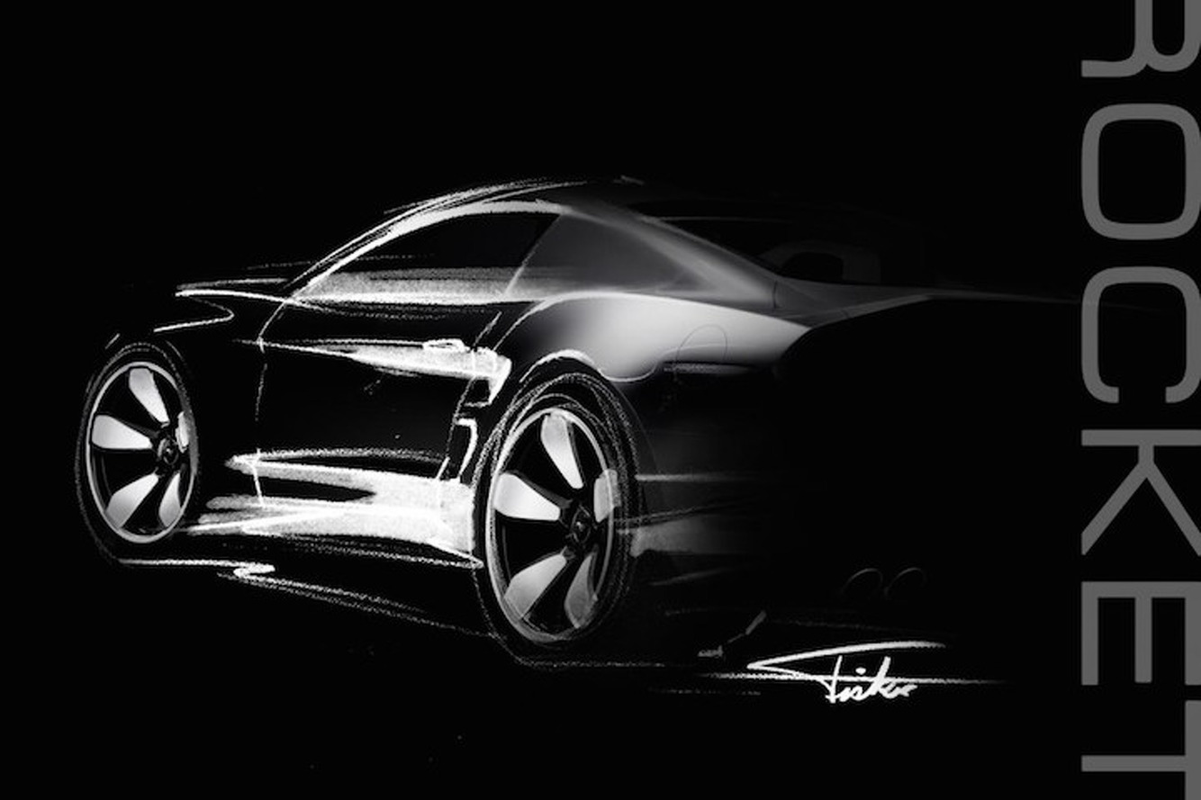 Galpin and Fisker Are Bringing A Special Muscle Car to LA