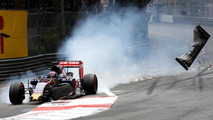 Verstappen claims Grosjean 'brake-tested' him