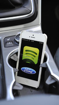 Spotify arriving in Ford models equipped with SYNC AppLink
