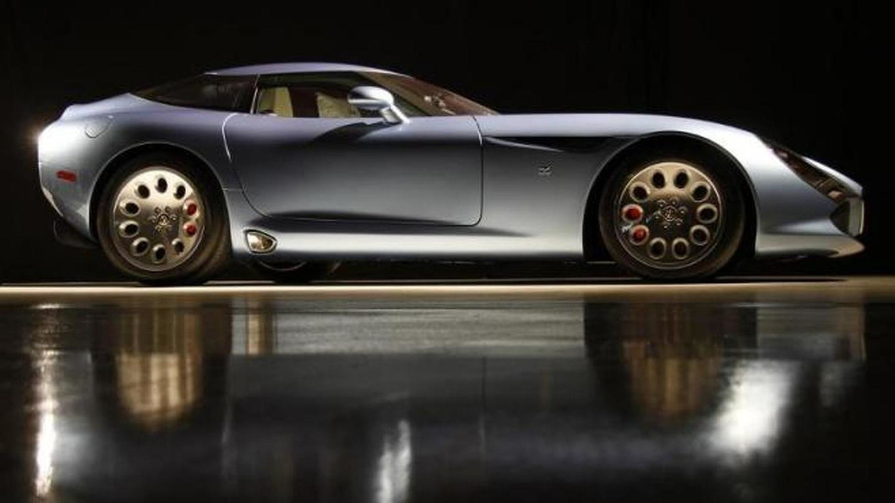 Last Alfa Romeo Zagato Stradale TZ3