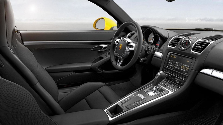 2014 Porsche Cayman roars into Los Angeles [video]