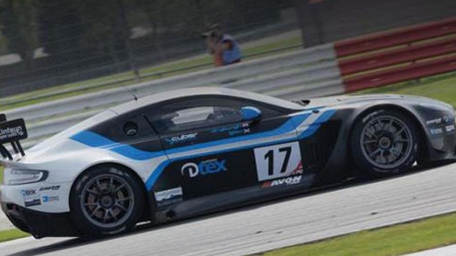 Aston Martin announces one-make GT3 Cup series