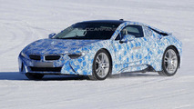 BMW i8 spy photo 13.03.2013 / Automedia