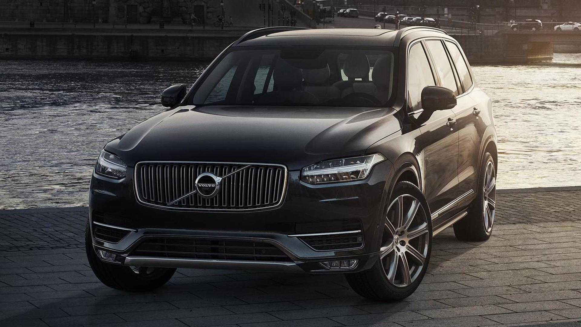2015 Volvo XC90 test drive - safety and dynamism