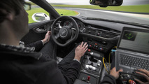 Audi RS7 piloted driving concept to use a 3D camera & super accurate GPS system [video]