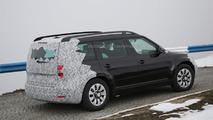 Skoda Snowman / Polar test mule spy photo