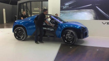 Venturi America at 2014 Paris Motor Show