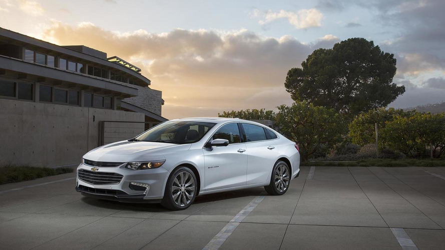 2016 Chevy Malibu Hybrid to offer class-leading fuel economy figures