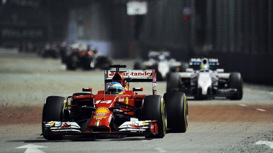 Alonso, Button rumours rumble on Monday
