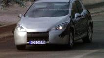 Peugeot 308 Spy Photos