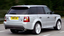 New Supercharged Land Rover Sport HST