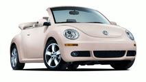 New Beetle Facelift Revealed