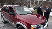 Ford Vehicles Among Greenest in 2005 Green Book®