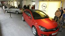 Opel Forum in Ruesselsheim Opens