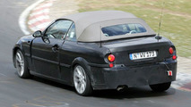 More BMW 1-Series Cabriolet Spy Photos